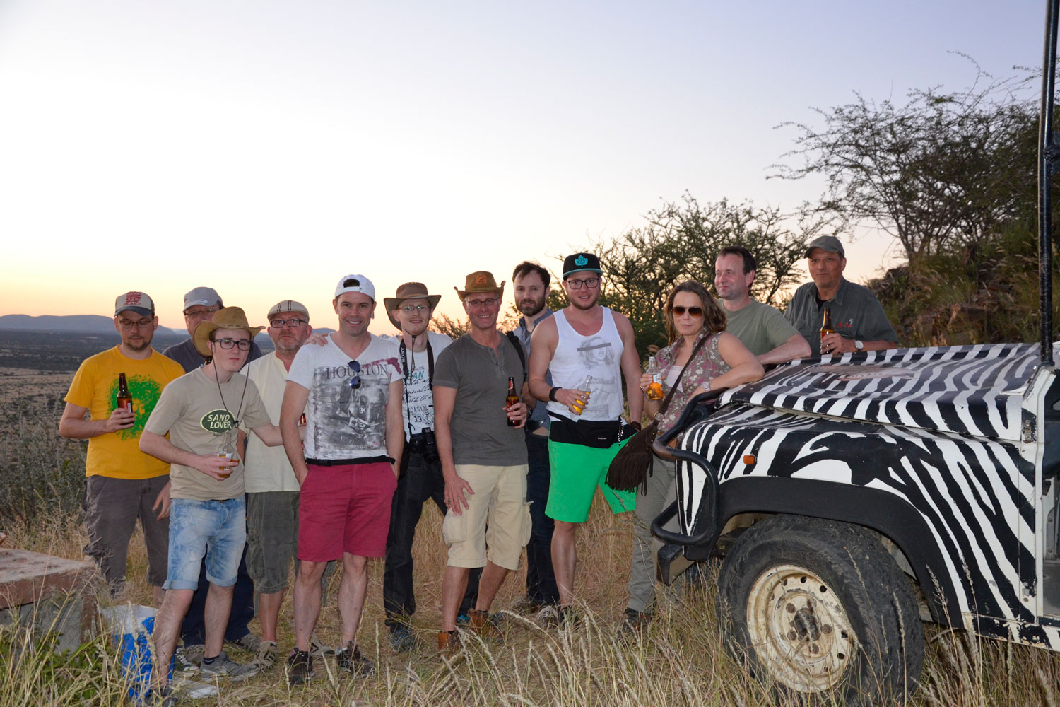 HSO in Namibia